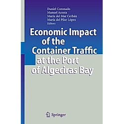 Economic Impact of the Container Traffic at the Port of Algeciras Bay - Buch