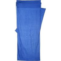 Cocoon TravelSheet Silk ultramarine blue