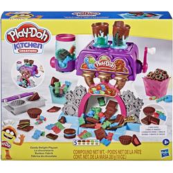 Hasbro Knete Play-Doh, Bonbon-Fabrik