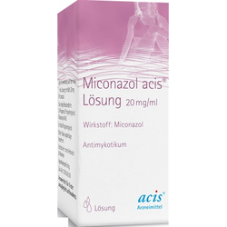 Miconazol acis