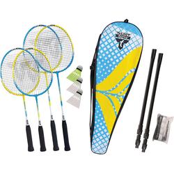 Talbot-Torro Badmintonschläger Badminton Set