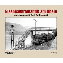 Eisenbahnromantik am Rhein