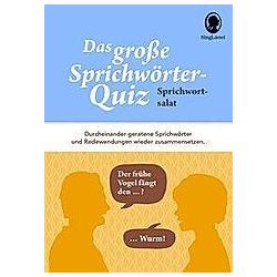 Sprichwort-Salat. Karl Mangei  - Buch