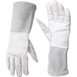 Toparc 045323 Leder Schweißerhandschuh Größe (Handschuhe): 10 EN 388-2003 , EN 407-04 , EN 420 1