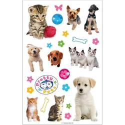 Sticker Pretty Pets Hund & Katze VE=3 Bogen