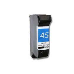vhbw kompatible Ersatz Tintenpatrone Druckerpatrone schwarz für Drucker Olivetti Jobjet P200