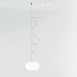 Zero LED S3 Pendelleuchte klein