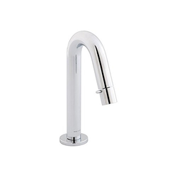 Kludi Kaltwasserhahn Wasserhahn Gäste WC Armatur mit Anschlussschlauch BOZZ