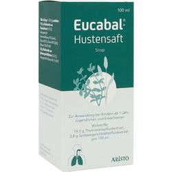 EUCABAL Hustensaft 100 ml