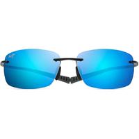 Maui Jim Kumu B724-02 gloss black / blue hawaii
