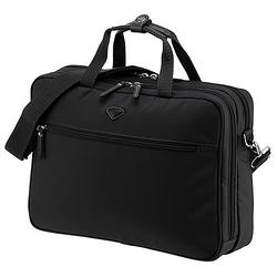 Jump Nice Soft Portfolio Aktentasche mit Laptopfach 41 cm - black