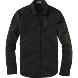 Hemd, schwarz, Gr. 134 - 134 - schwarz