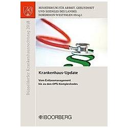 Krankenhaus-Update - Buch
