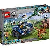 Lego Jurassic World Ausbruch von Gallimimus und Pteranodon 75940
