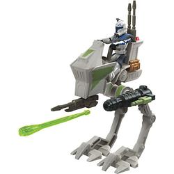 Star Wars Mission Fleet Captain Rex Klonkrieger-Gefecht, 6cm