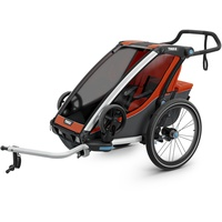 Thule Chariot Cross 1 roarange/dark shadow 2019