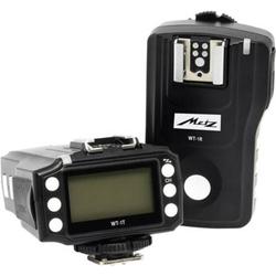 Metz WT-1 Kit Canon wireless Trigger 009901007 Fernauslöser