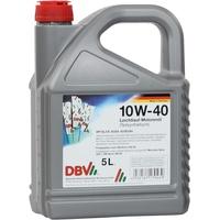 DBV Leichtlauf Motoröl DBV 10W-40 5 Liter