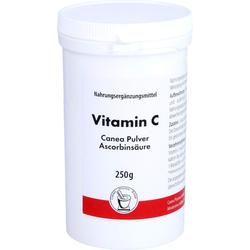VITAMIN C CANEA Pulver 250 g