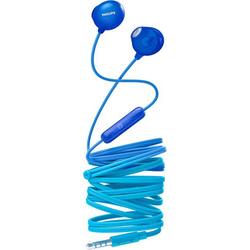 Philips SHE2305 In Ear Kopfhörer In Ear Headset Blau
