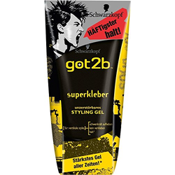 Got2b Gel Superkleber, 3er Pack (3 x 150 ml)