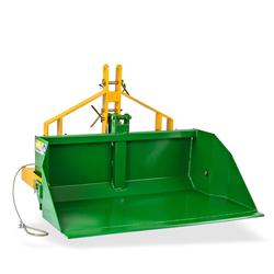 Heckschaufel DHS 140 M für Traktor kippbar
