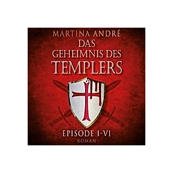 Die Templer Band 0: Das Geheimnis des Templers (2 MP3-CDs) - Hörbuch