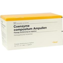COENZYME COMPOSITUM Ampullen 50 St.