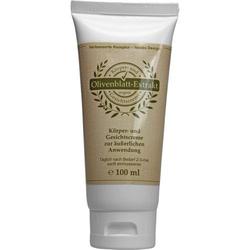 OLIVENBLATT-Extrakt Creme Tube 100 ml
