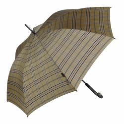 Knirps T.703 stick automatic Parasol na kiju, długi 88 cm check beige