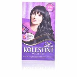 KOLESTINT tinte bálsamo color #2,8 negro azulado