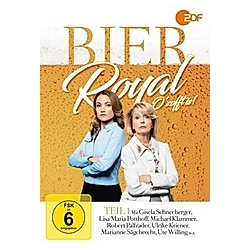 Bier Royal  Teil 1 - DVD  Filme