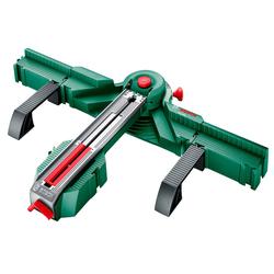 BOSCH Sägestation PLS 300, passend für alle Bosch Heimwerker Stichsägen grün