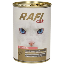 RAFI CAT Fisch Nassfutter Hundefutter Dosen (30 x 0,415 kg)