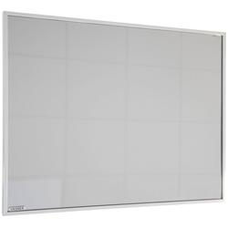 Vasner Infrarotheizung Zipris S 700, 700 W, Spiegelheizung mit Chrom-Rahmen