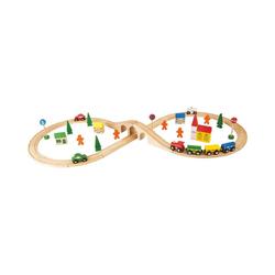 Small Foot Spielzeug-Eisenbahn Eisenbahn Acht