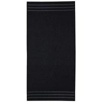 Kleine Wolke Royal Handtuch 50 x 100 cm schwarz