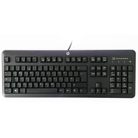 HP KU-1156 Tastatur DE schwarz (672647-043)