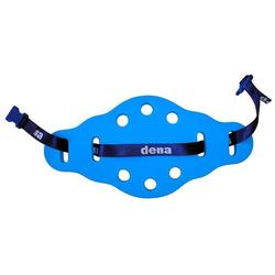 Aqua Jogging Gürtel / Schwimmgürtel mit Sicherheitsverschluß BLAU BREIT 120cm lang