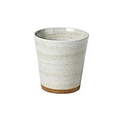 Broste copenhagen Becher Sand Steingut 35 cl