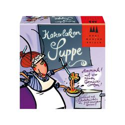 Drei Magier Spiele Spiel, Kakerlaken Suppe