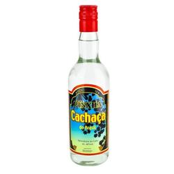Pinxha Cachaca do Brasil - 40% Alkoholanteil, berühmt für Longdrinks 700ml