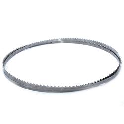 Sägeband 2560 mm von 6-15 mm Breite für Bandsägen (Holz) Sägeband mit 8mm Breite