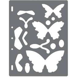 ShapeCutter Schablone Schmetterling
