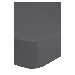 Bettlaken HIP Spannbettlaken 160 x 200 cm Grau, hip grau