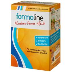 FORMOLINE Abnehm-Power-3fach L112+Eiweißdiät+Buch 1 St