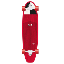 Flying Wheels Surfskater Donnie 38'' Surf Skateboard 21