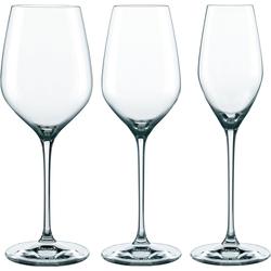 SPIEGELAU Gläser-Set Topline (18-tlg), Kristallglas