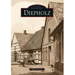 Diepholz als Buch von Wilfried Gerke