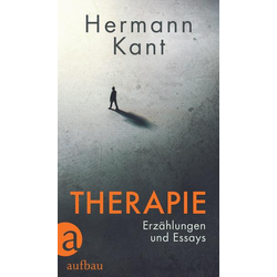 Therapie: Buch von Hermann Kant